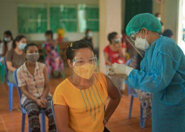 Impf- & Reinigungsaktion in der PDO